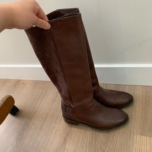 Cole Haan Boots (Like new)